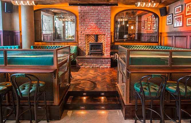 Oyster Bar & Tavern